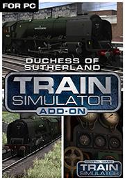 Train Simulator ? Duchess of Sutherland Loco Add?OnGame<br><br>