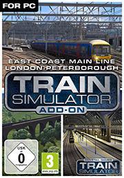 Train Simulator - East Coast Main Line London - Peterborough Add-onGame<br><br>