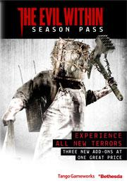 The Evil Within Season Pass pc Bethesda SoftworksÂ