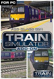Train Simulator - First Capital Connect Class 321 Add-onGame<br><br>