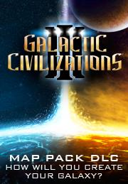 Galactic Civilizations III – Map Pack DLC от gamersgate.com