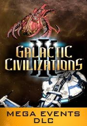 Galactic Civilizations III – Mega Events DLC от gamersgate.com