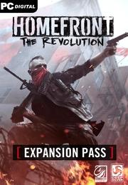 Homefront: The Revolution - Expansion Pass pc Deep Silver