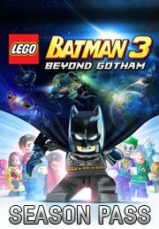 LEGO Batman 3: Beyond Gotham Season Pass от gamersgate.com