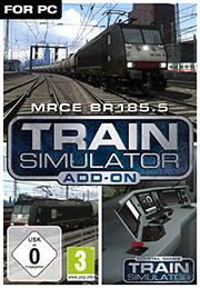 Train Simulator ? MRCE BR 185.5 Loco Add?OnGame<br><br>