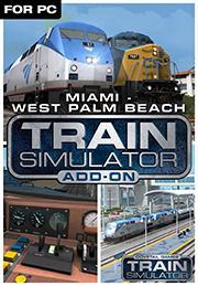 Train Simulator? Miami ? West Palm Beach Route Add?OnGame<br><br>