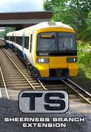 Train Simulator ? Sheerness Branch Extension Add?onGame<br><br>