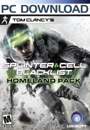 Tom Clancys Splinter Cell Blacklist: Homeland PackGame<br><br>
