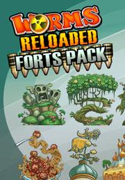 Worms Reloaded: Forts Pack от gamersgate.com