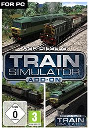 Train Simulator - WSR Diesels Add-onGame<br><br>
