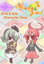 100% Orange Juice - Krila & Kae Character Pack