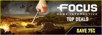 Focus Home Interactive Top Deals