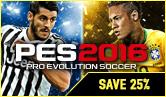 Pro Evolution 2016