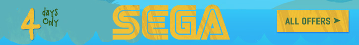 Summer Sale SEGA 4 days