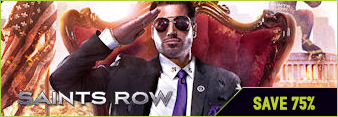 Saints Row Halloween