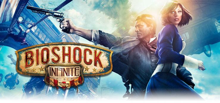 BioShock Infintie - Banner