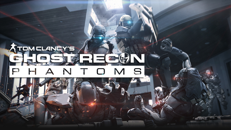 Tom Clancy Ghost Recon Phantom