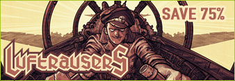 Luftrausers Featured