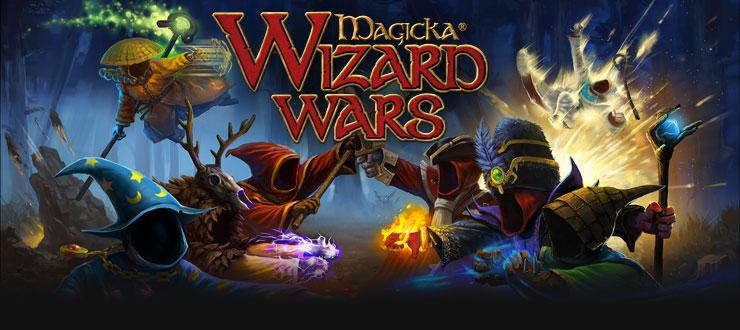 Magicka: Wizard Wars Banner