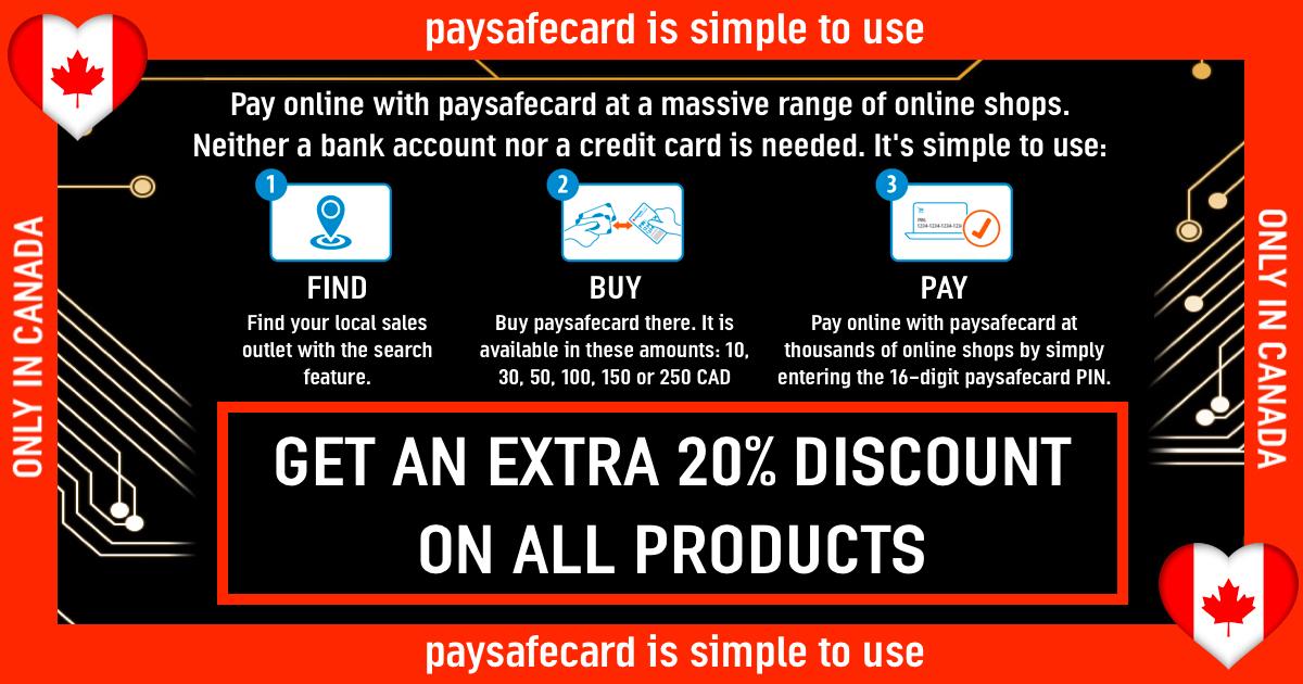 Paysafecard Values