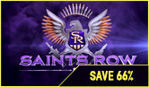 Saint's Row thx