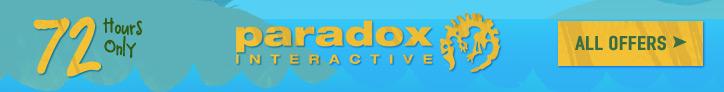 Summersale 2014 Paradox 72 hours