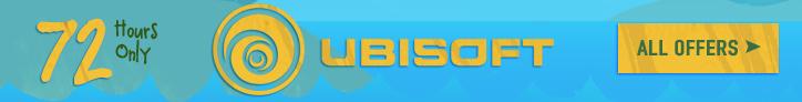 Summer Sale Ubisoft
