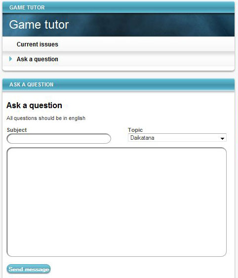Gametutor