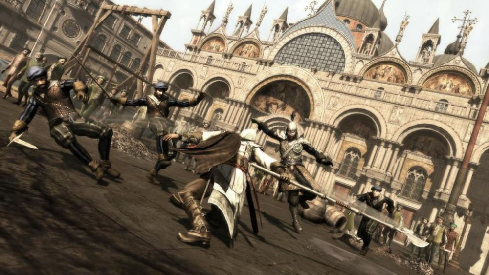 Assassin's Creed II - Game Of The Year Edition (2009) скачать через то