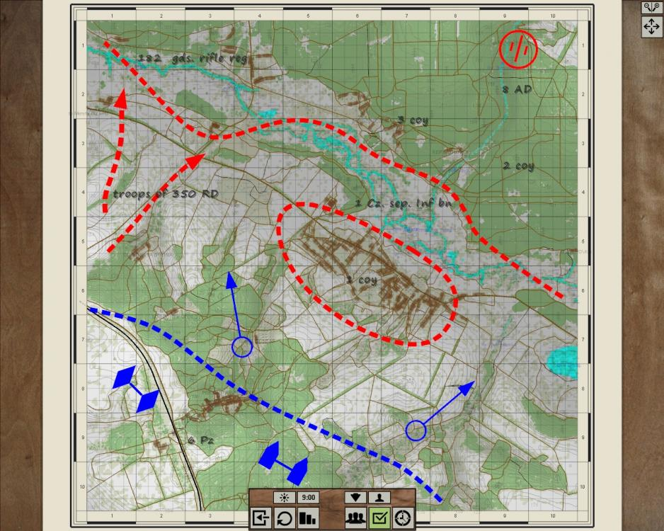 Graviteam Achtung Panzer:Operation Star new patch