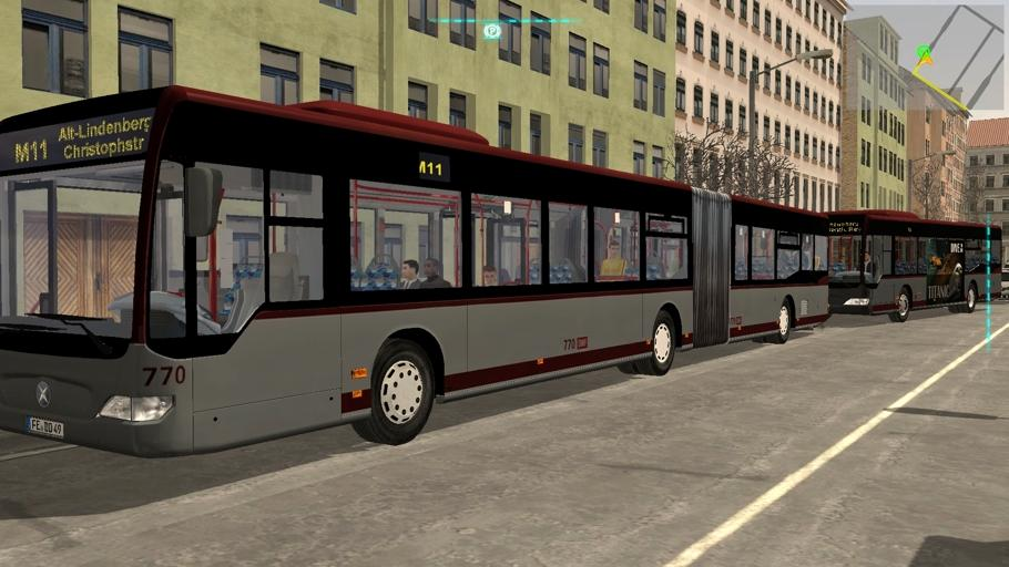 Bus Simulator 2012 Патч 1.3.2.Rar