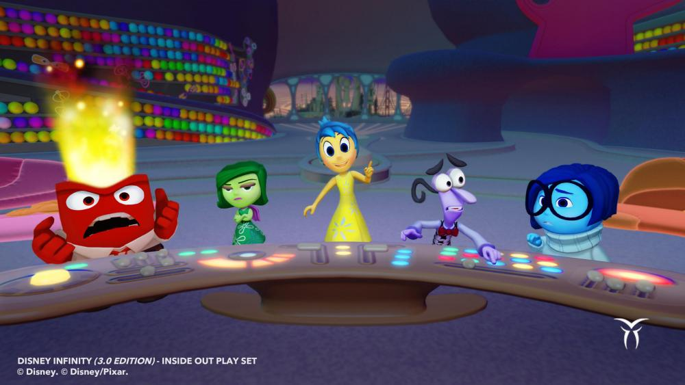 Disney Infinity 3 0 Inside Out Play Set Buy And