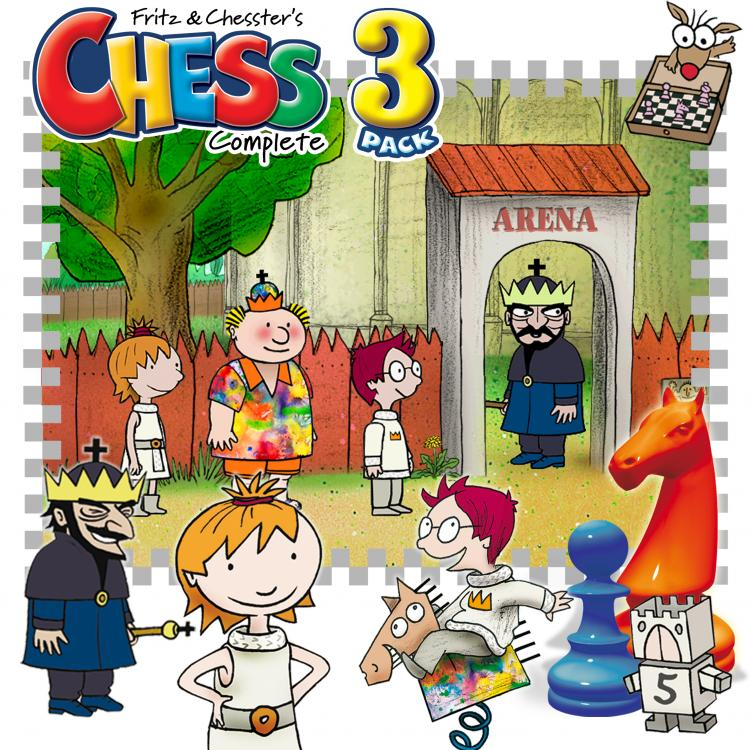 Learn to play chess fritz and chesster download