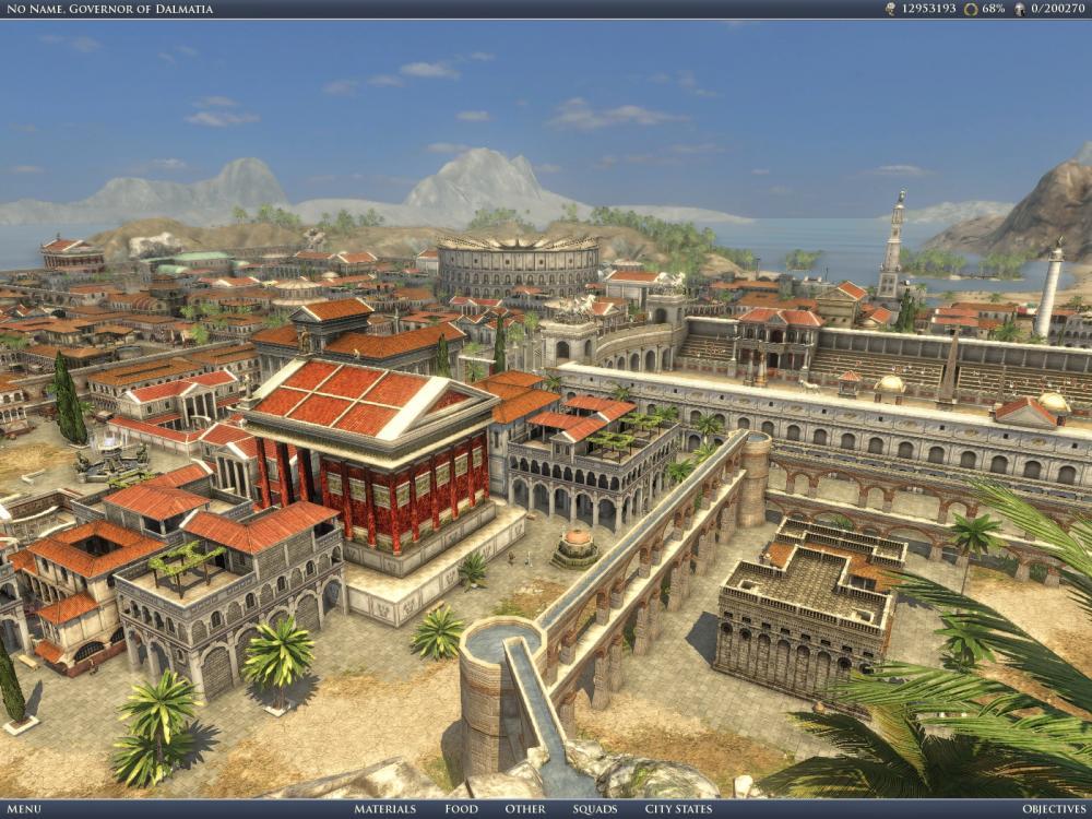 Spiel Rome
