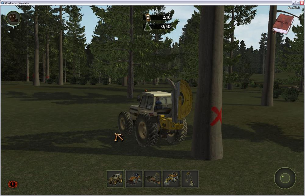 Woodcutter Simulator 2012 PROPHET