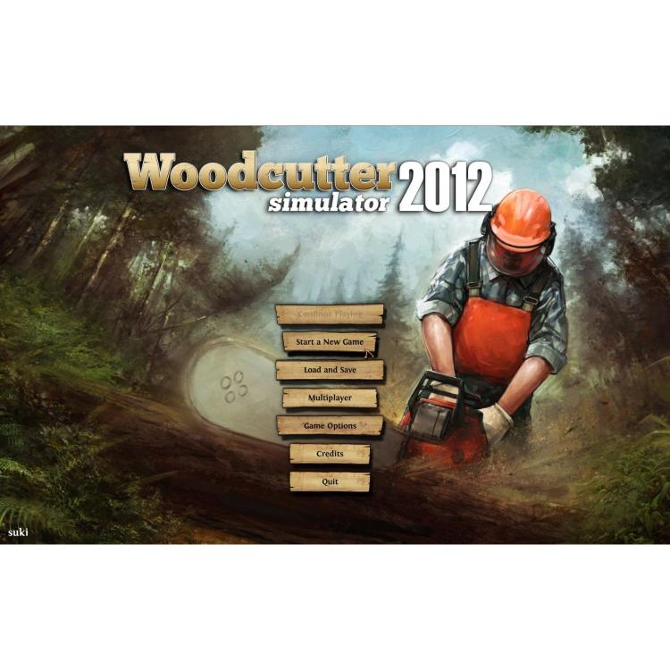 Screens Zimmer 2 angezeig: woodcutter simulator 2012 download