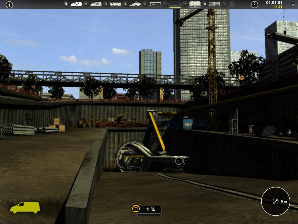 Traktor Lkw Bagger Simulator Page 11