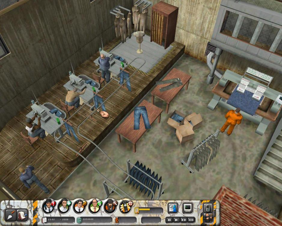 Prison Tycoon 4 Supermax Buy And Download On Gamersgate
