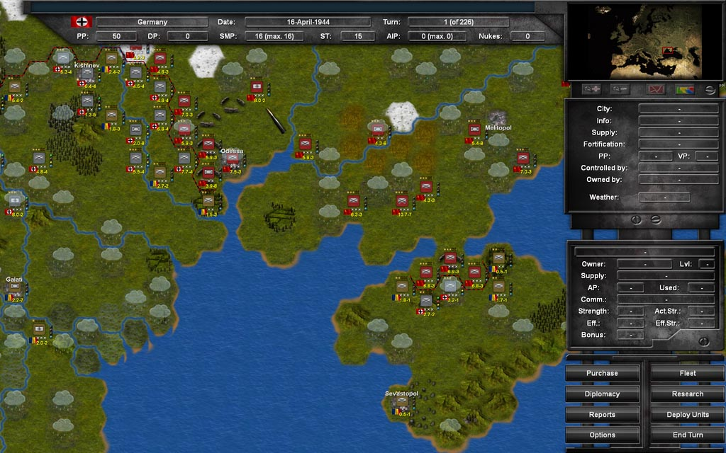 CrimsonRain.Com World War II: Time of Wrath 二戰:憤怒之時