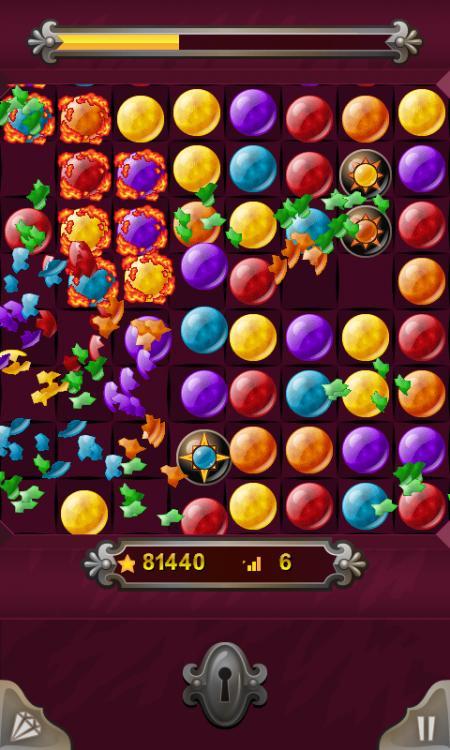 jewel bubbles games