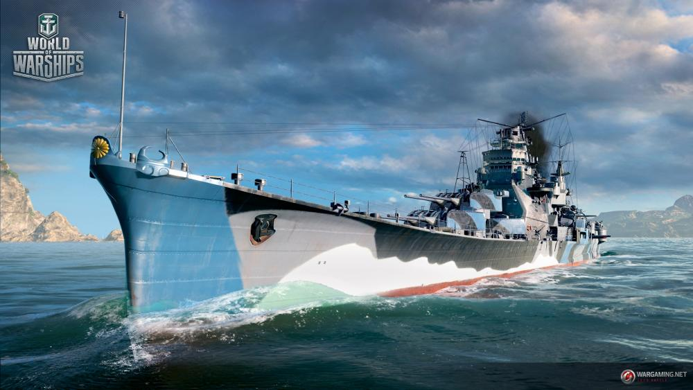 World Of Warships Atago Buy And Download On Gamersgate