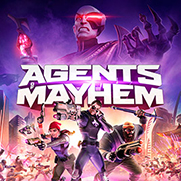 C92 - Agents of Mayhem