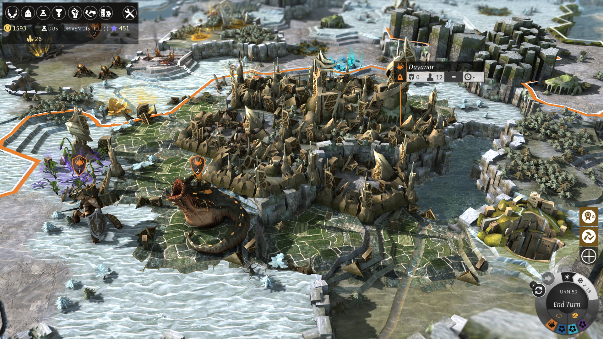 Endless Legend Classic Edition - Buy and download on GamersGate