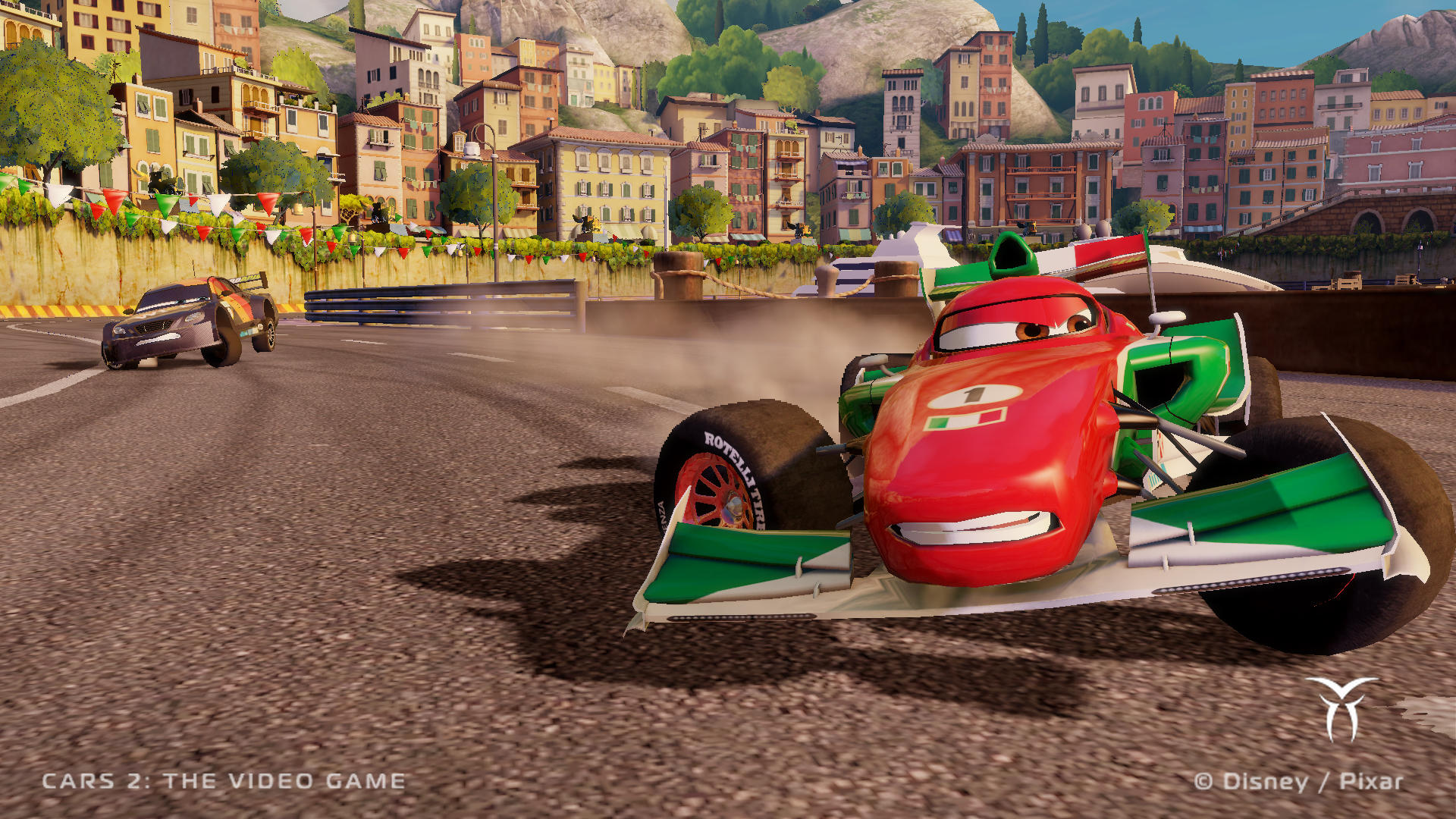Cars 2 Video : disney pixar cars 2 the video game buy and download on gamersgate ~ Medecine-chirurgie-esthetiques.com Avis de Voitures