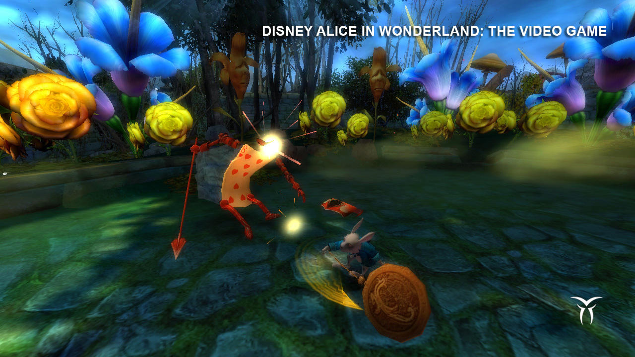 alice in wonderland games to play at party fantasy il