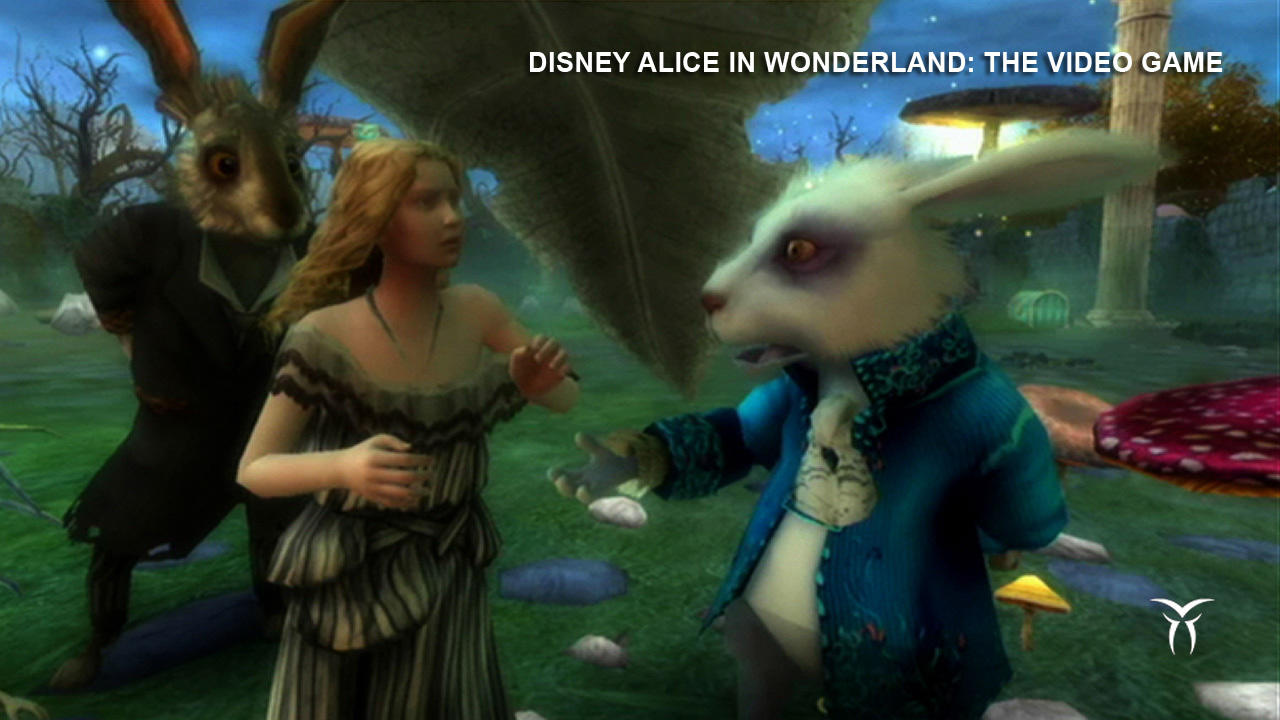 alice in wonderland games to play at party fantasy vernon
