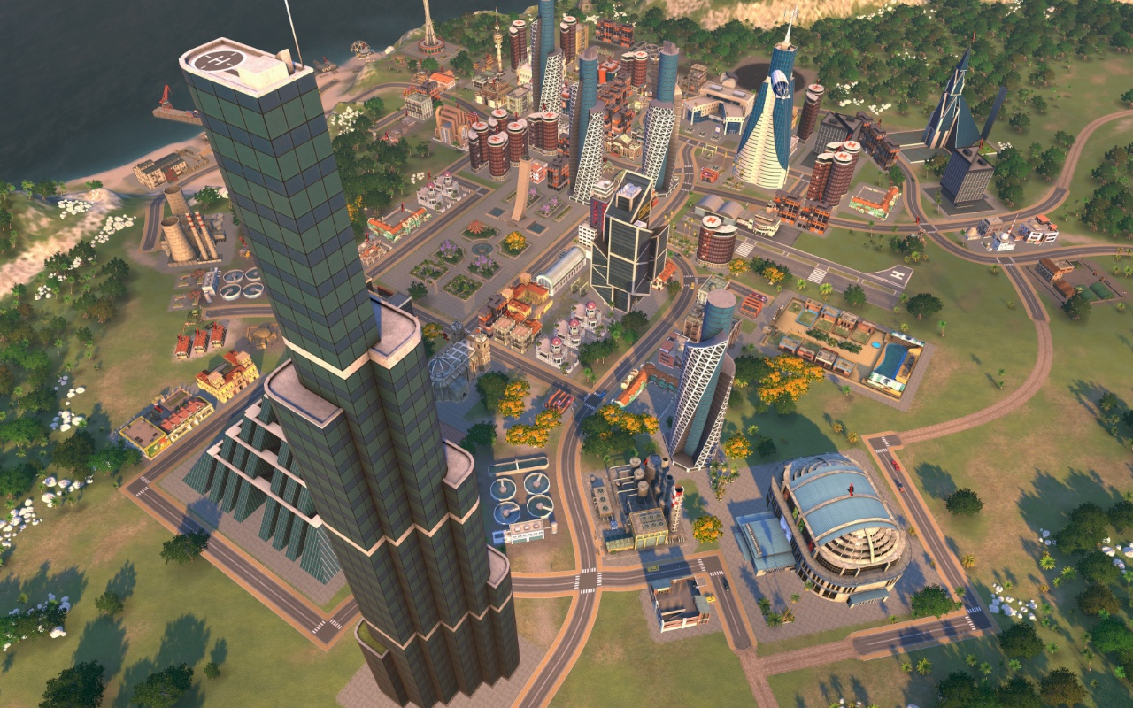 City Island Game Download