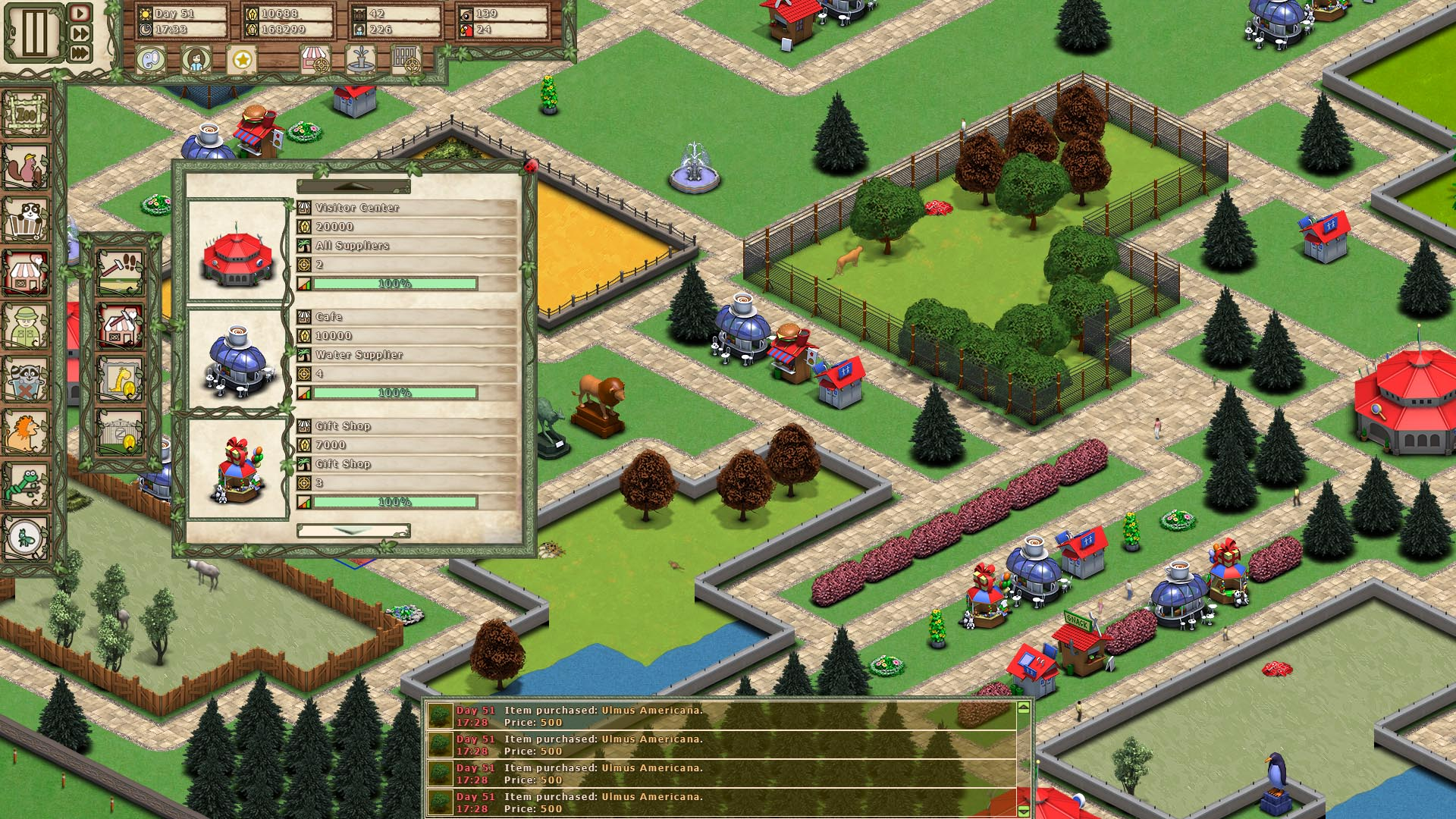 What tycoon games are compatible with mac