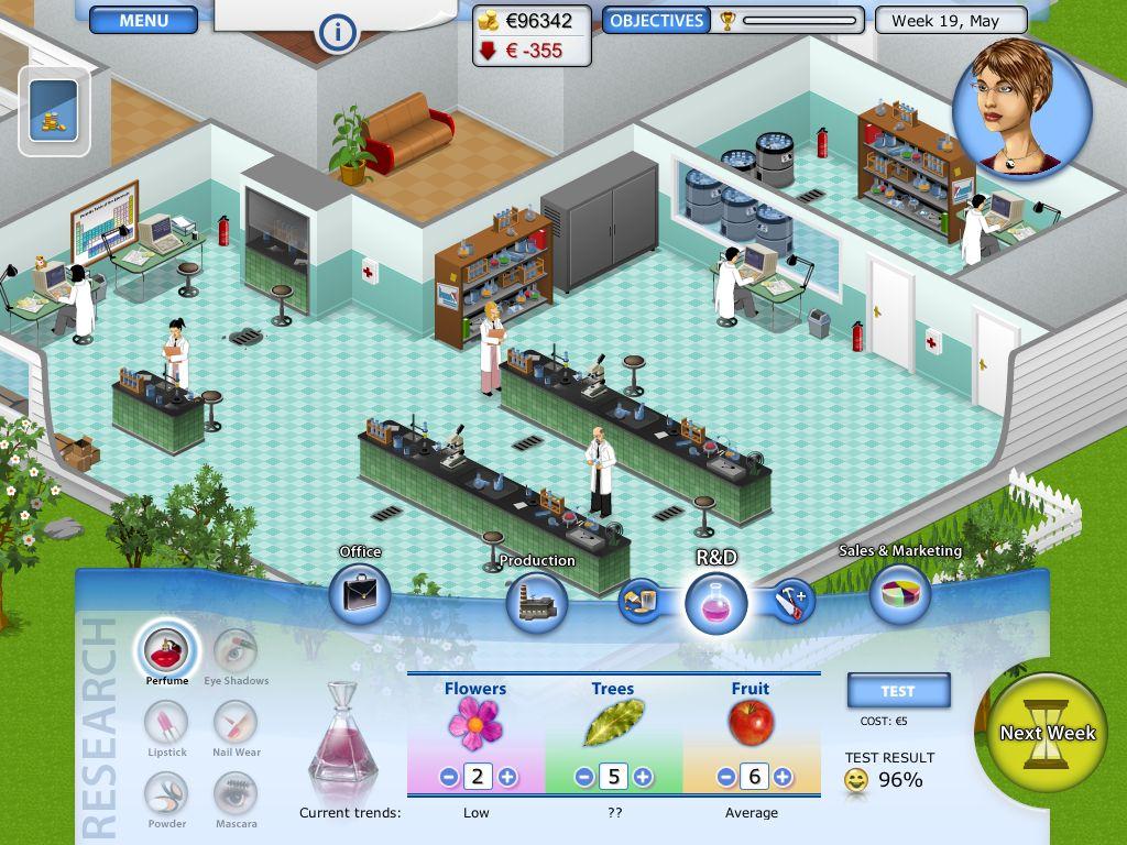 Fruit factory game - Screenshots