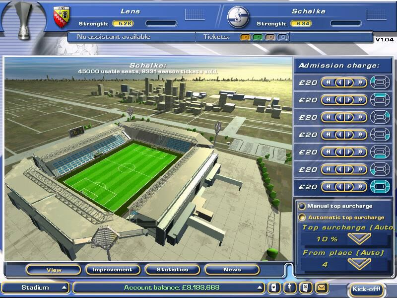 Soccer Manager Pro - Buy and download on GamersGate Soccer Manager